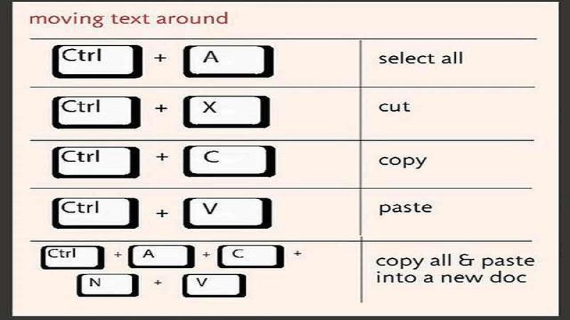 Learn Shortcuts