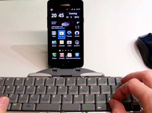 Use a Mouse or Keyboard with Your Smartphone