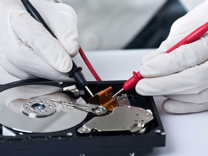Professional Tech Company Data Recovery Service In Philadelphia